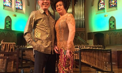 Batik and Kabaya - Indonesian Traditional wear